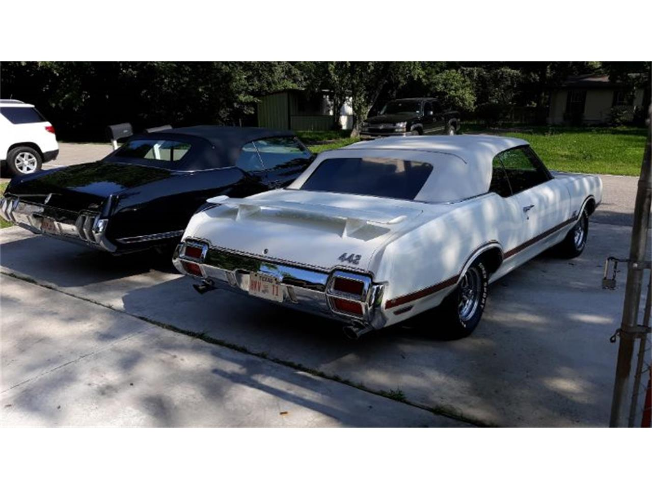 Large Picture of 1971 Oldsmobile Cutlass located in Michigan - $44,495.00 - Q4AH