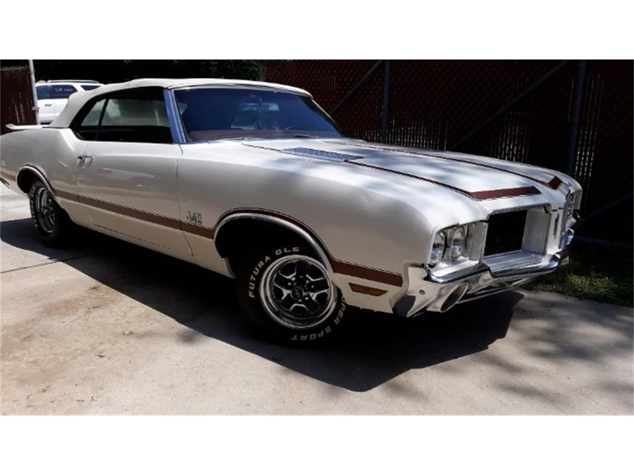 Large Picture of Classic 1971 Cutlass located in Michigan Offered by Classic Car Deals - Q4AH