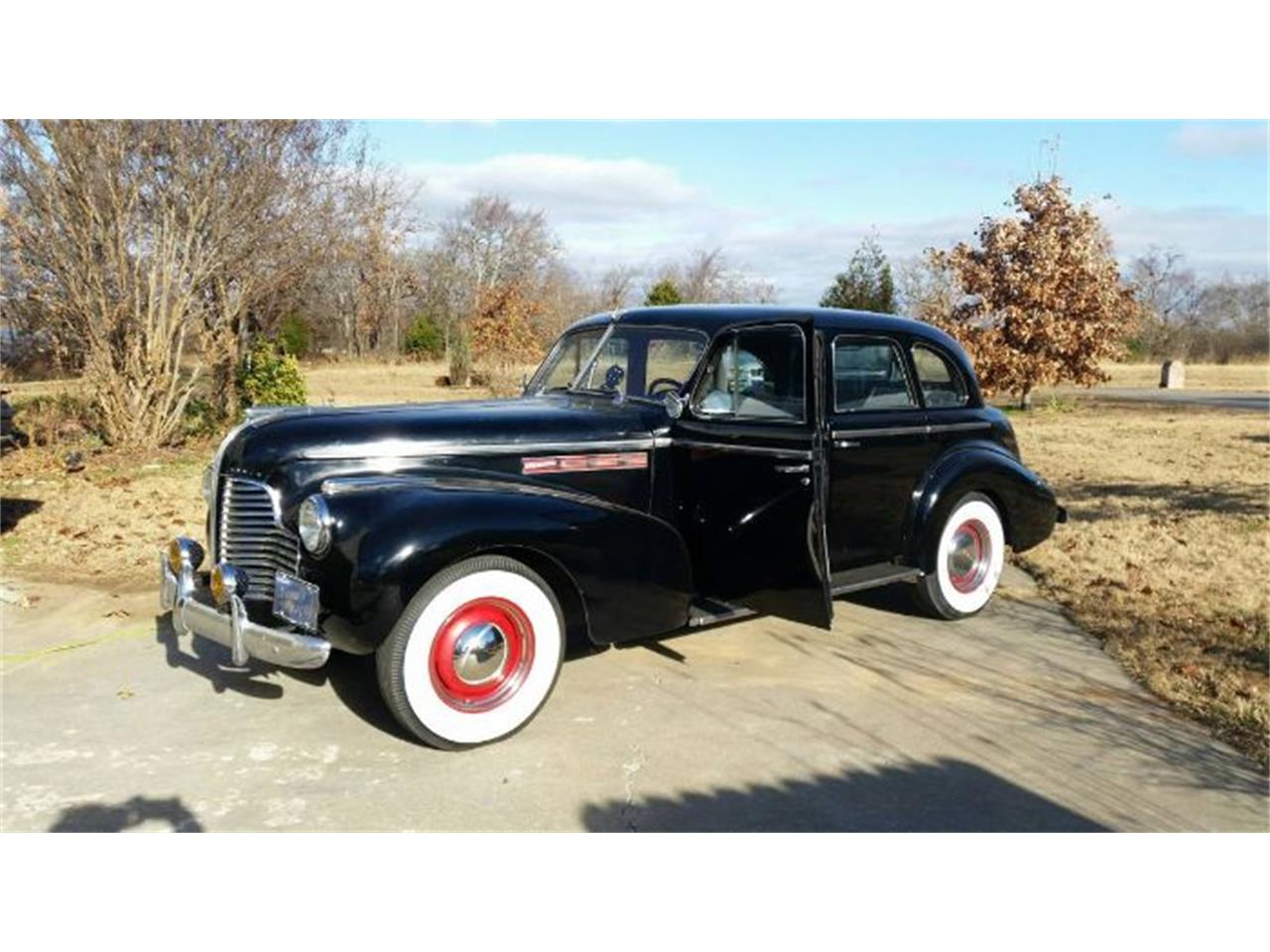 Large Picture of 1940 Buick Special - Q4AJ