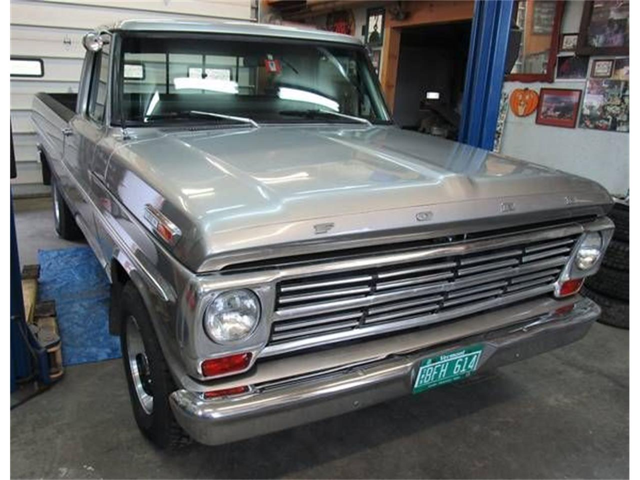 Large Picture of '68 F100 - Q4AL