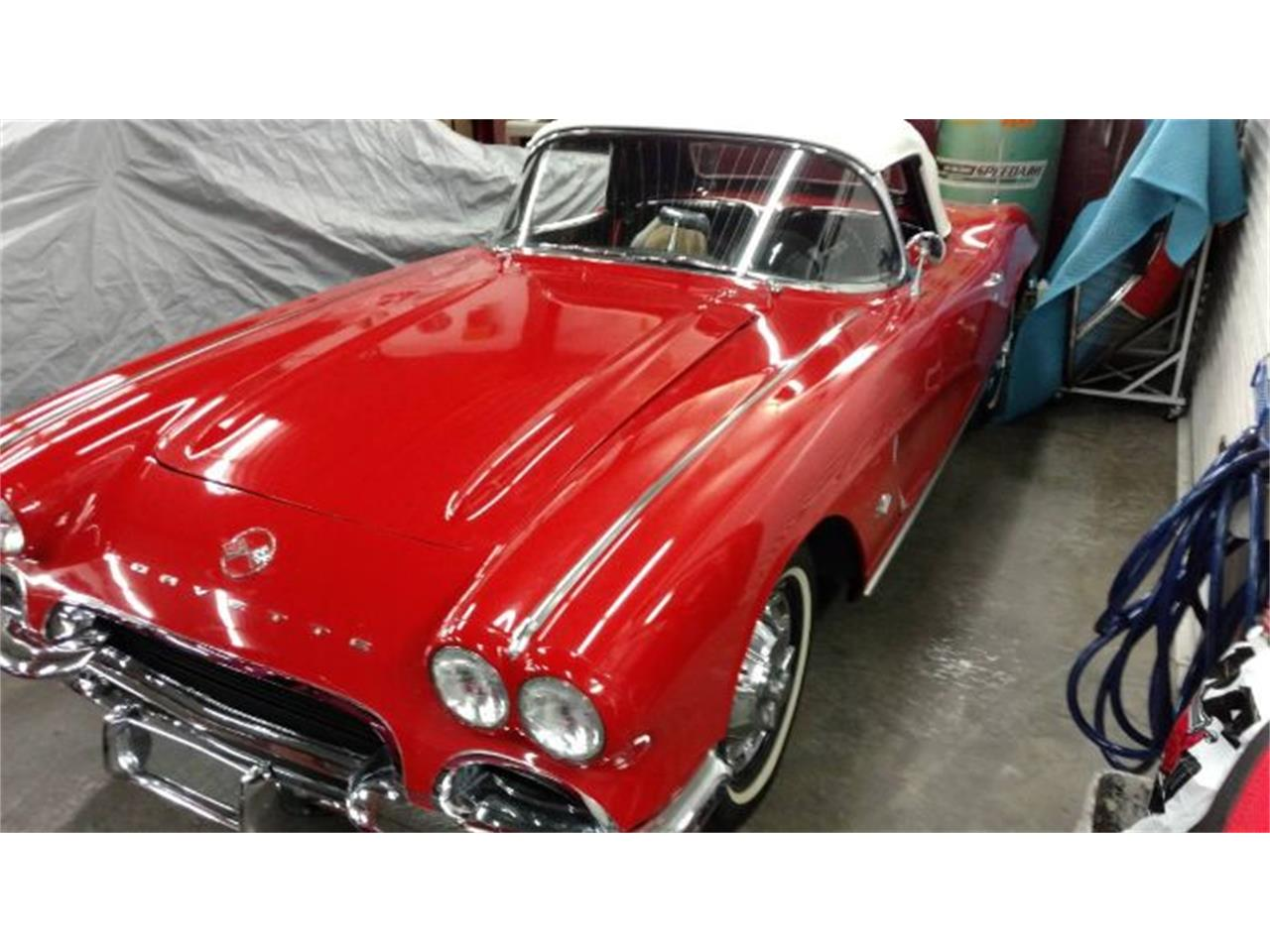 Large Picture of '62 Corvette - Q4AQ