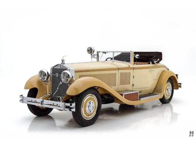 Picture of Classic '30 Isotta-Fraschini 8A SS Auction Vehicle - PYB3