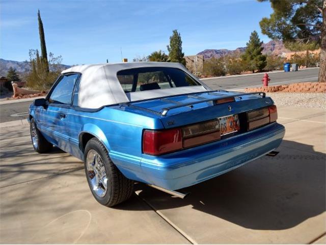 Picture of '92 Mustang - Q4AV
