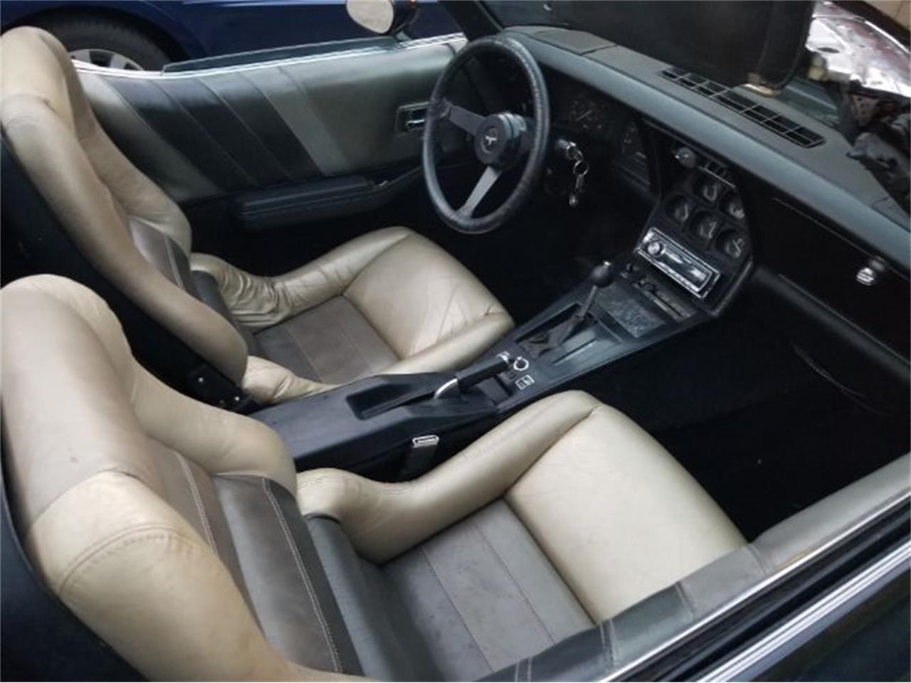 Large Picture of '80 Corvette - Q4AX
