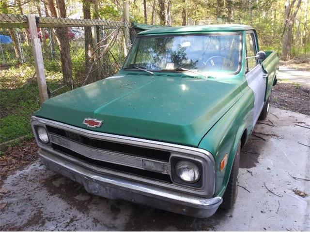 Picture of '70 Pickup - Q4B3
