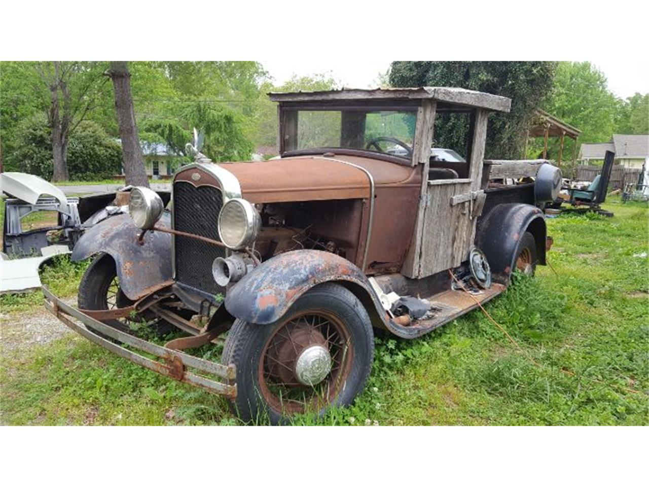 Large Picture of 1931 Model A - Q4BD