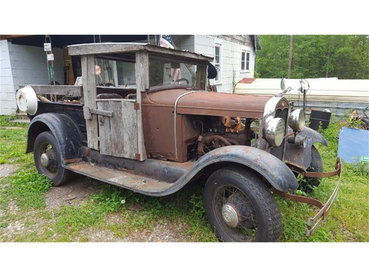 Large Picture of '31 Model A located in Cadillac Michigan - $8,495.00 - Q4BD
