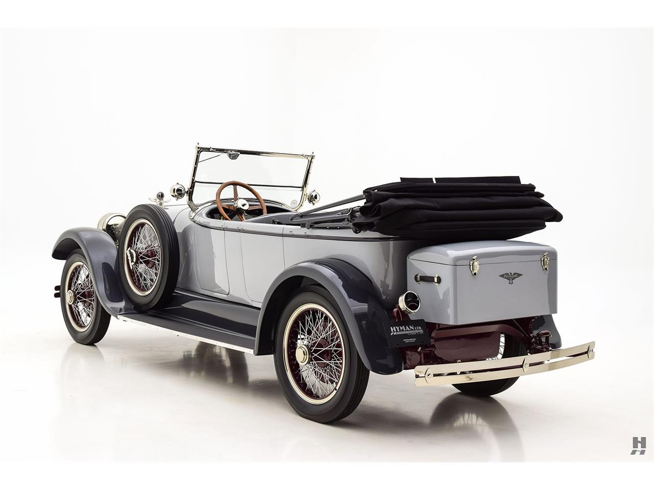 Large Picture of '22 Model A - PYB5