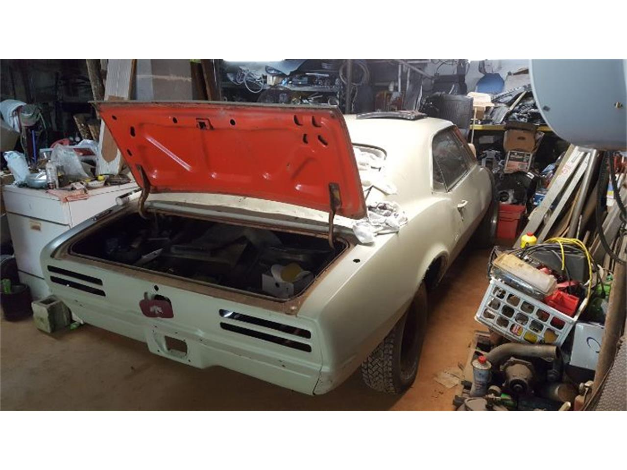 Large Picture of '67 Firebird - Q4BH