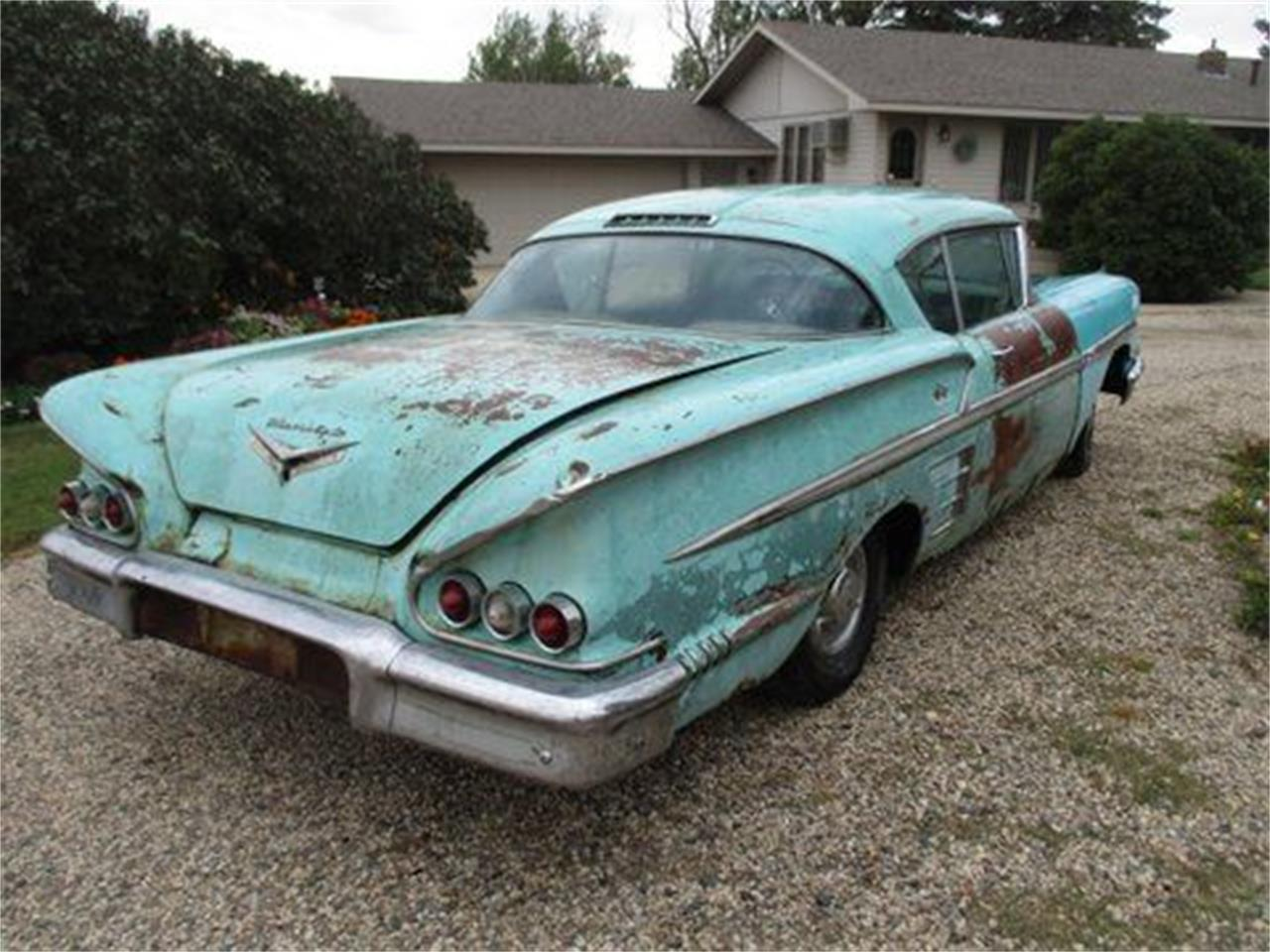 Large Picture of '58 Impala - Q4BR