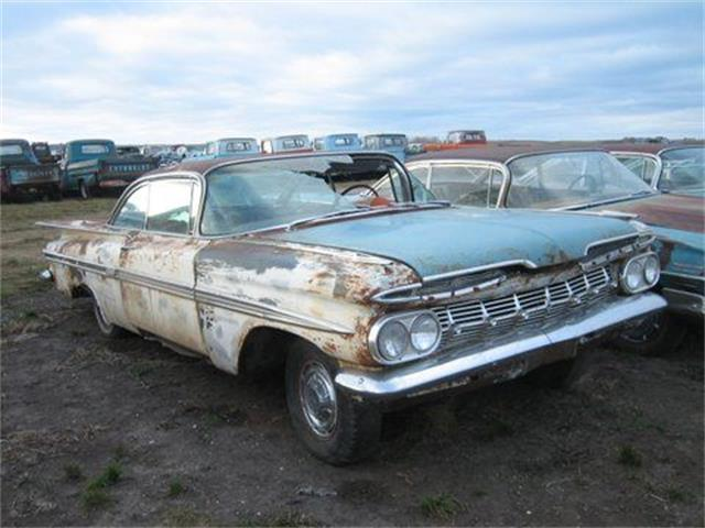 Picture of 1959 Chevrolet Impala Offered by  - Q4BS