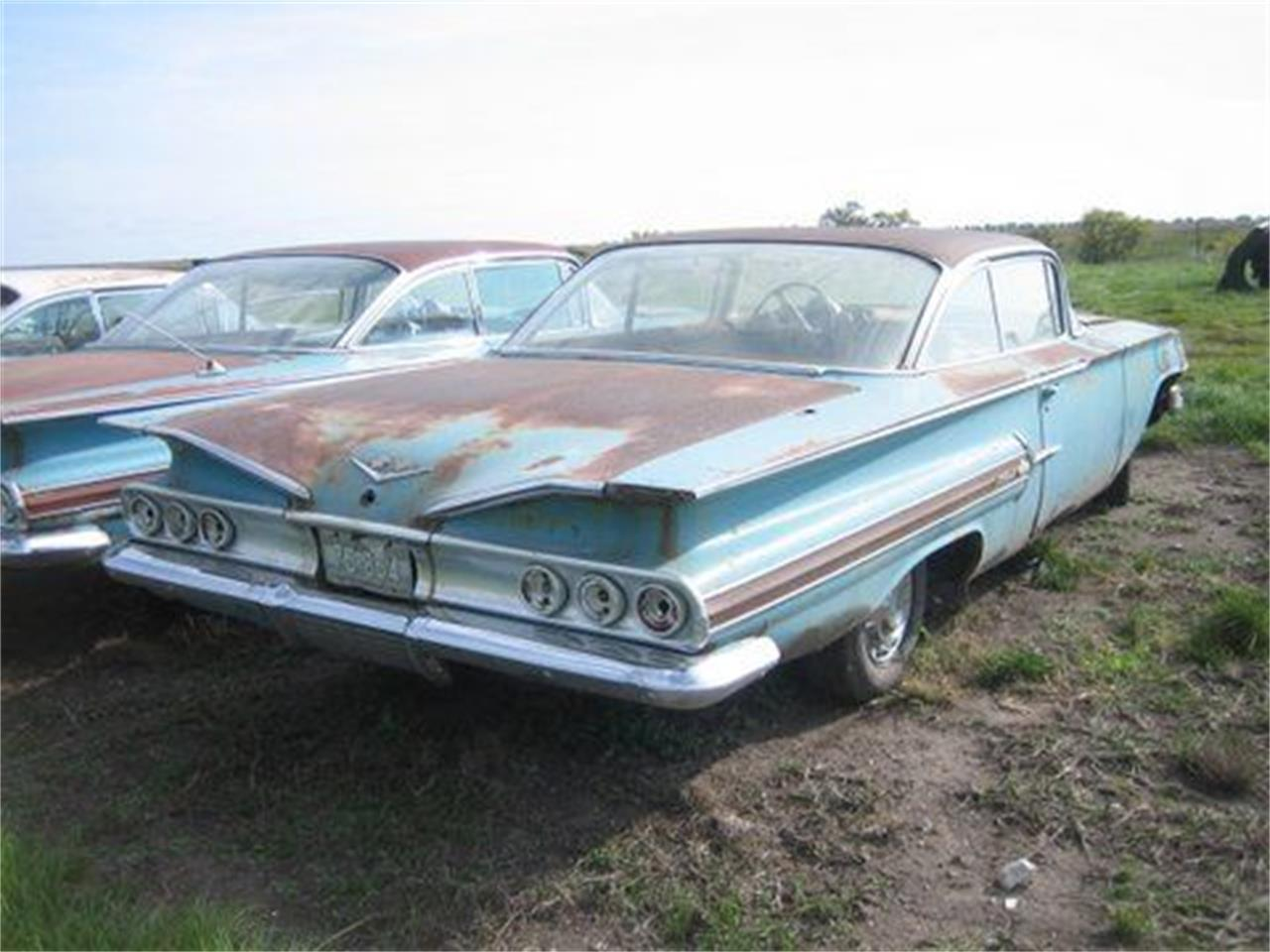 Large Picture of 1960 Chevrolet Impala located in Michigan - $10,995.00 - Q4BT
