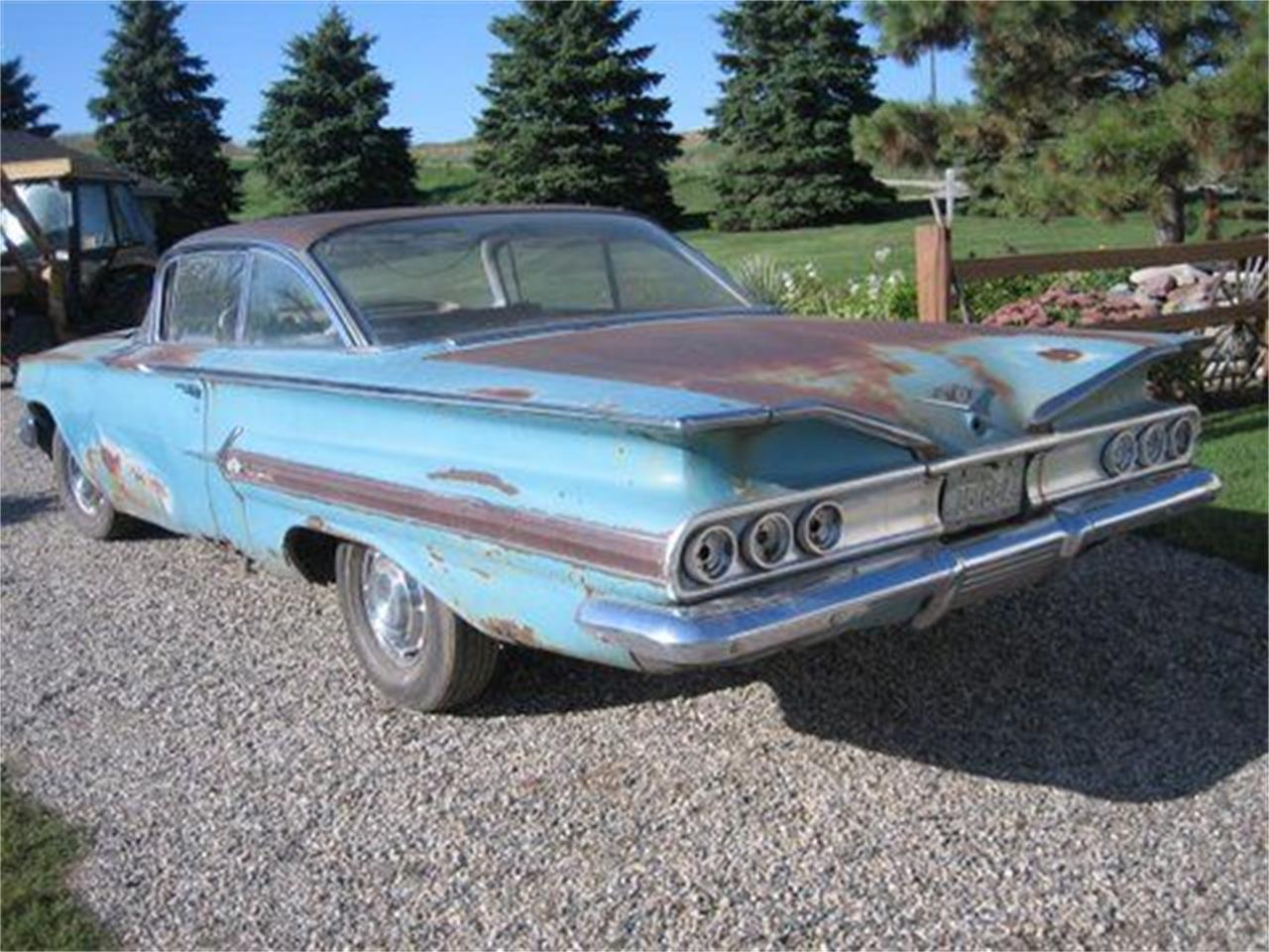 Large Picture of 1960 Impala - Q4BT
