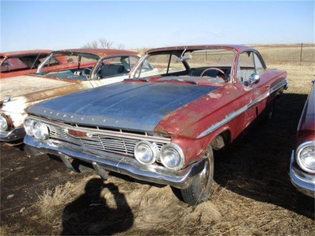 Picture of '61 Impala located in Cadillac Michigan - $10,995.00 Offered by  - Q4BU