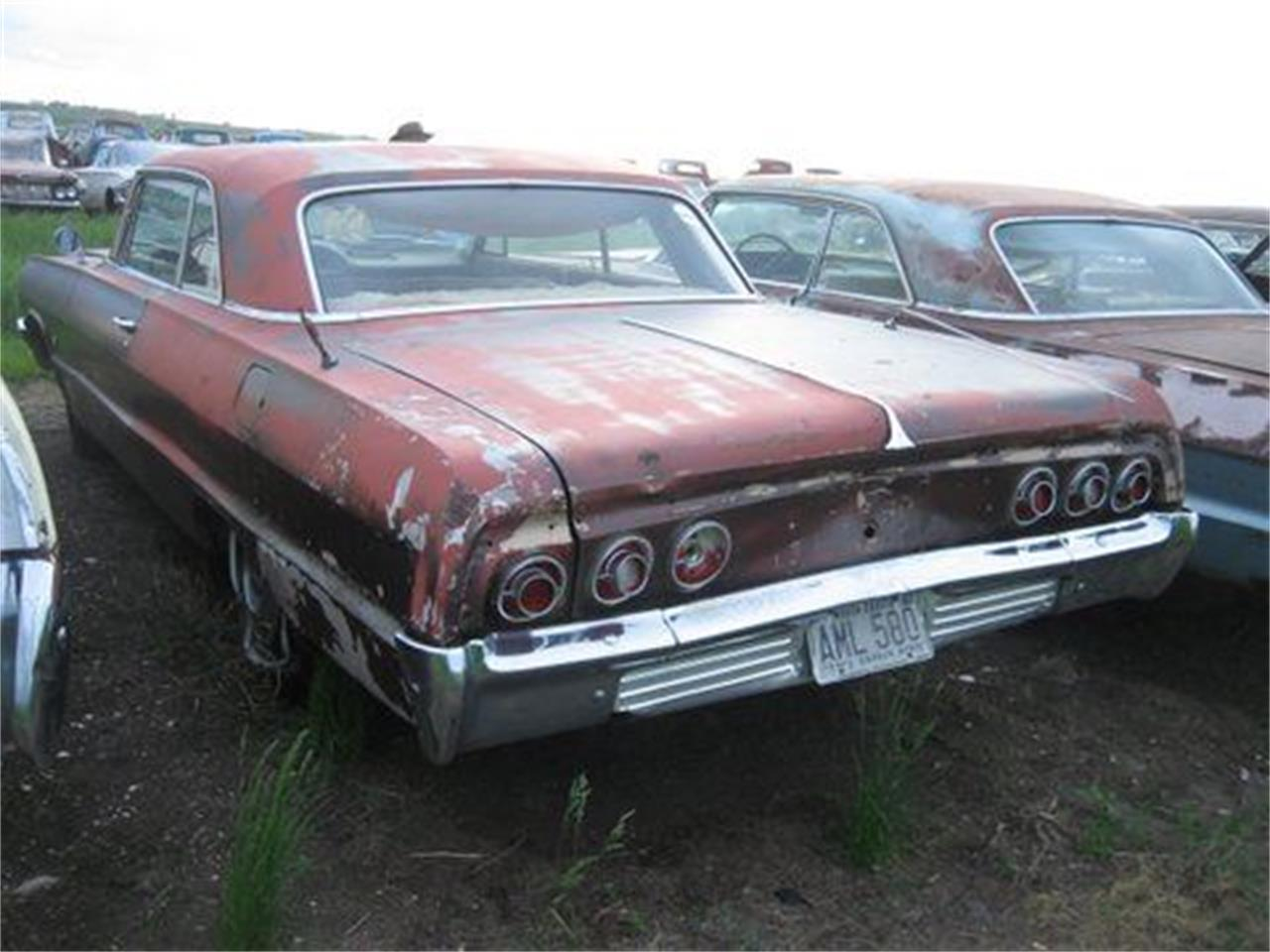 Large Picture of '64 Impala - Q4BV