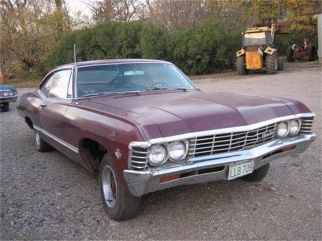 1967 Chevy Impala Craigslist >> 1967 Chevrolet Impala For Sale On Classiccars Com