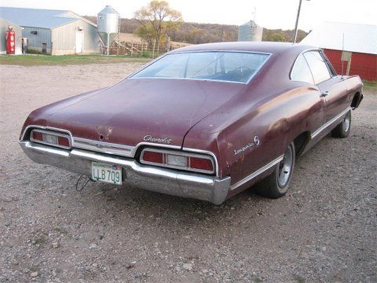 Large Picture of '67 Impala - Q4C0