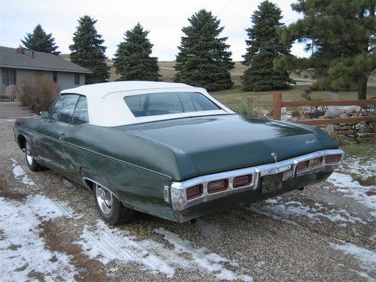 Large Picture of '69 Impala - Q4C2