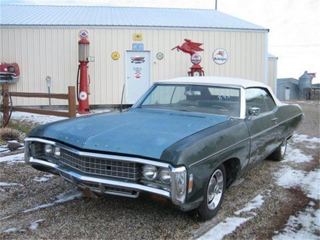 Picture of Classic '69 Chevrolet Impala located in Michigan - $10,995.00 - Q4C2