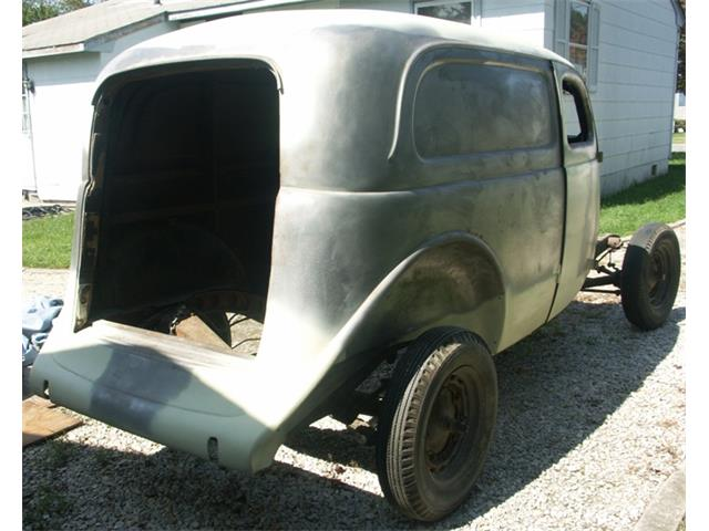 Picture of '37 Sedan Delivery - Q4C9