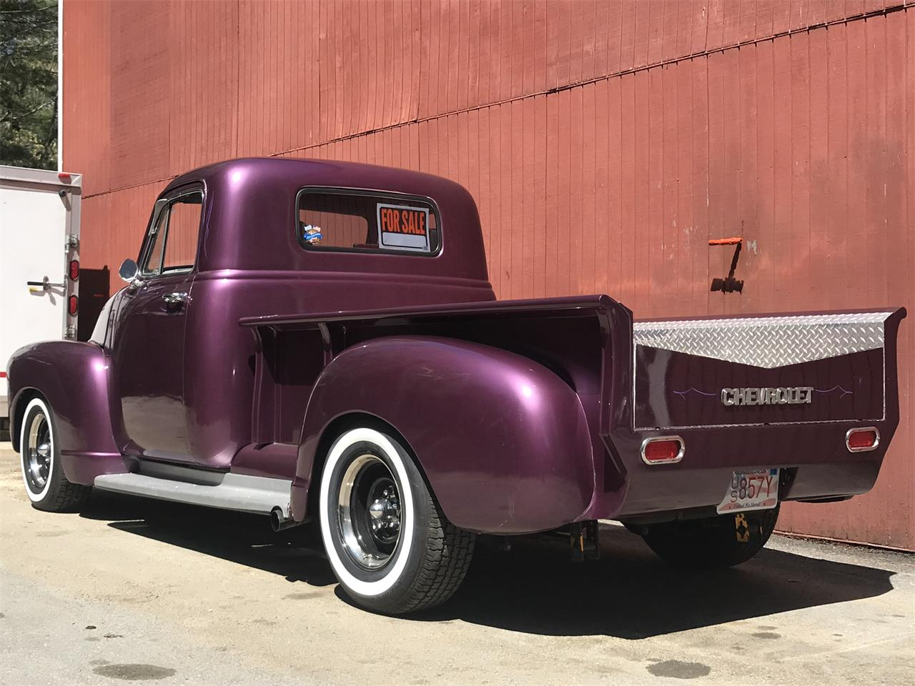 Large Picture of '53 1/2 Ton Pickup - Q4CC