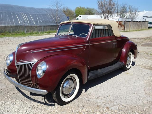 Picture of '39 Convertible - Q4CD
