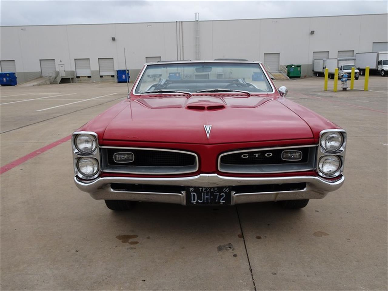 Large Picture of '66 GTO - Q4CR