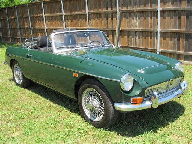 Picture of '69 MGC - Q4CU