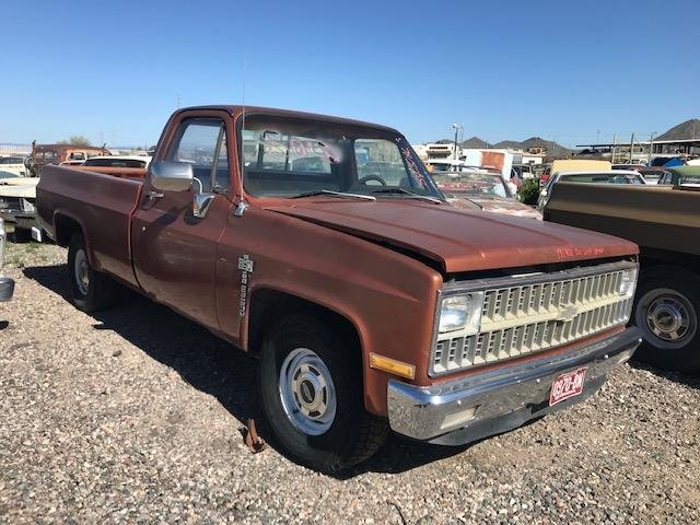 Picture of '84 Pickup - Q4CV