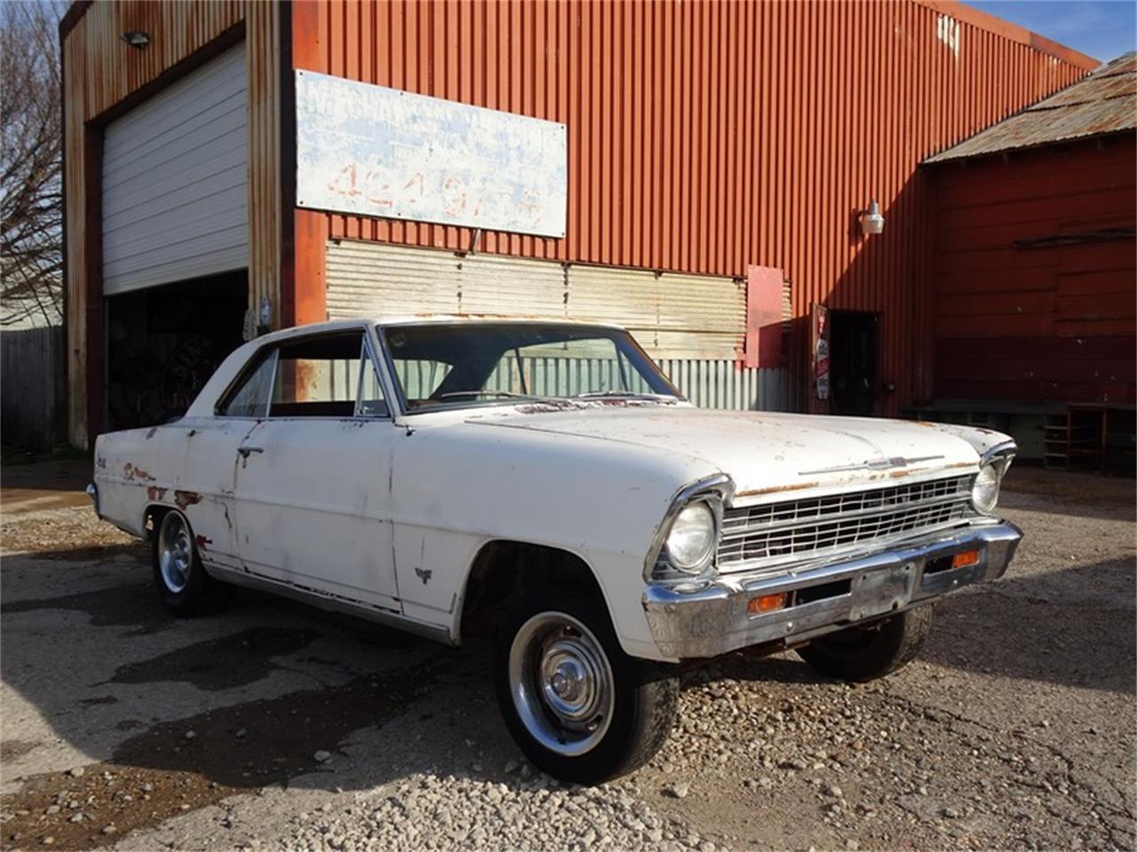 Large Picture of Classic 1967 Chevrolet Nova located in DALLAS Texas - Q4CY