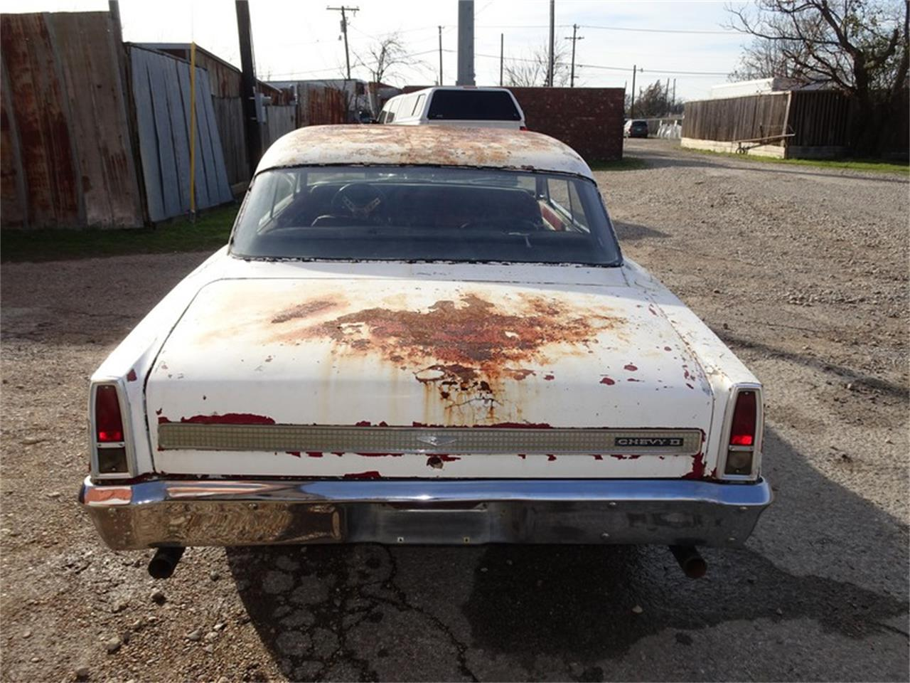 Large Picture of Classic 1967 Chevrolet Nova located in Texas - $7,500.00 Offered by Pete's Classic Cars - Q4CY