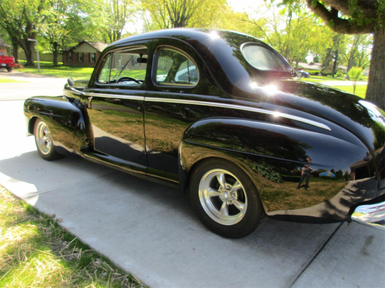 Large Picture of 1946 Ford 2-Dr Coupe located in Beavercreek Ohio Offered by a Private Seller - Q4D6