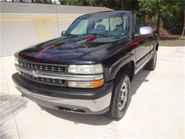 Picture of 2000 Chevrolet Silverado located in Sarasota Florida - PYBC