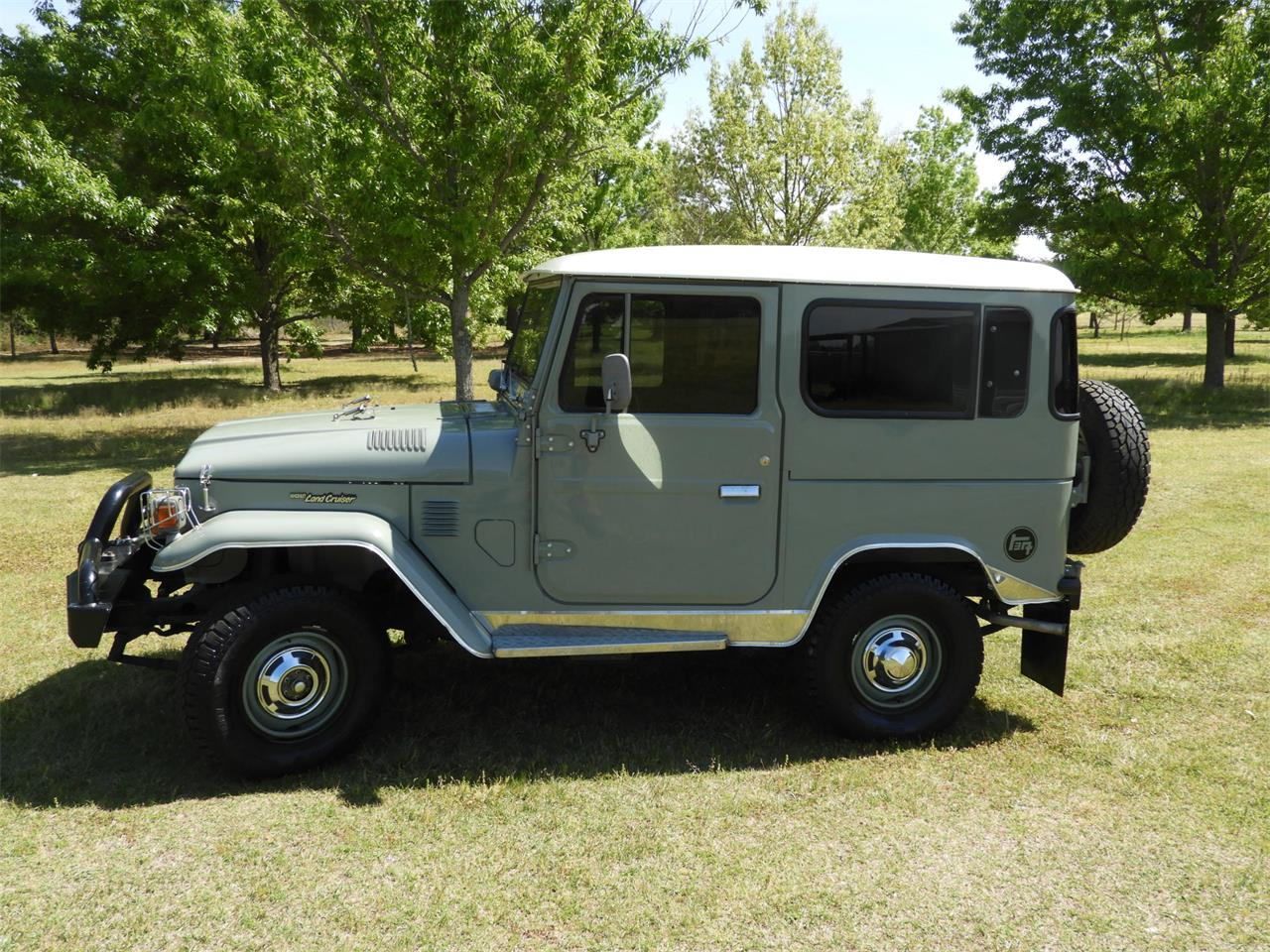 Large Picture of '77 Land Cruiser BJ40 - Q4DI