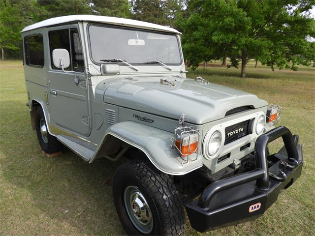 Picture of '77 Land Cruiser BJ40 - Q4DI