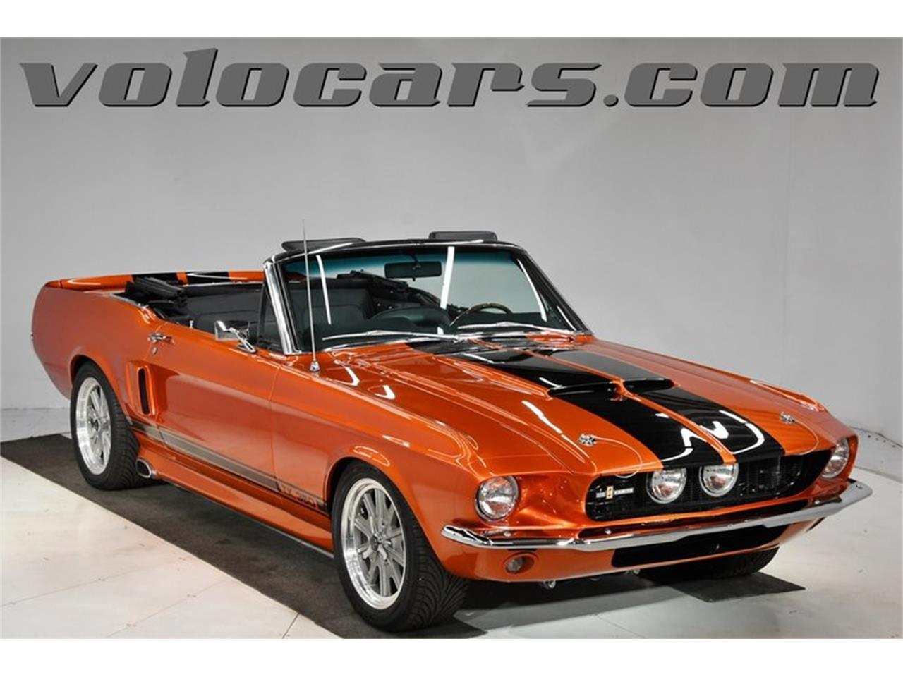 Large Picture of '67 Mustang - Q4DZ