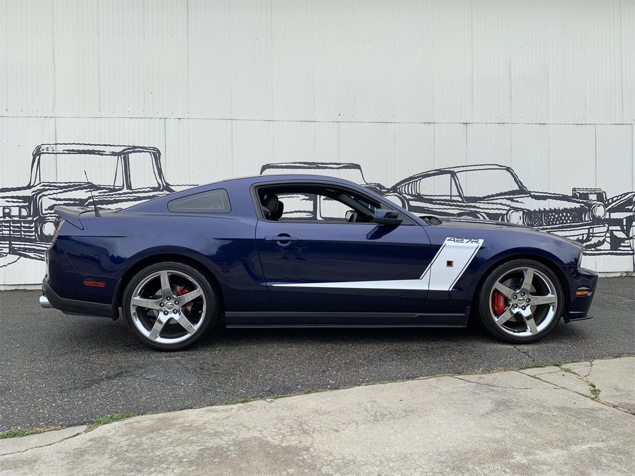 Large Picture of 2010 Ford Mustang located in Fairfield California Offered by Specialty Sales Classics - Q4E0