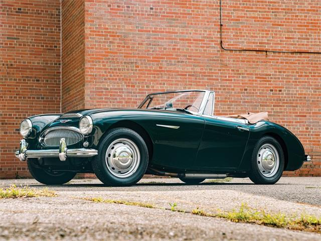 Picture of Classic 1964 Austin-Healey 3000 Mark III BJ8 located in Indiana Auction Vehicle - Q4E8