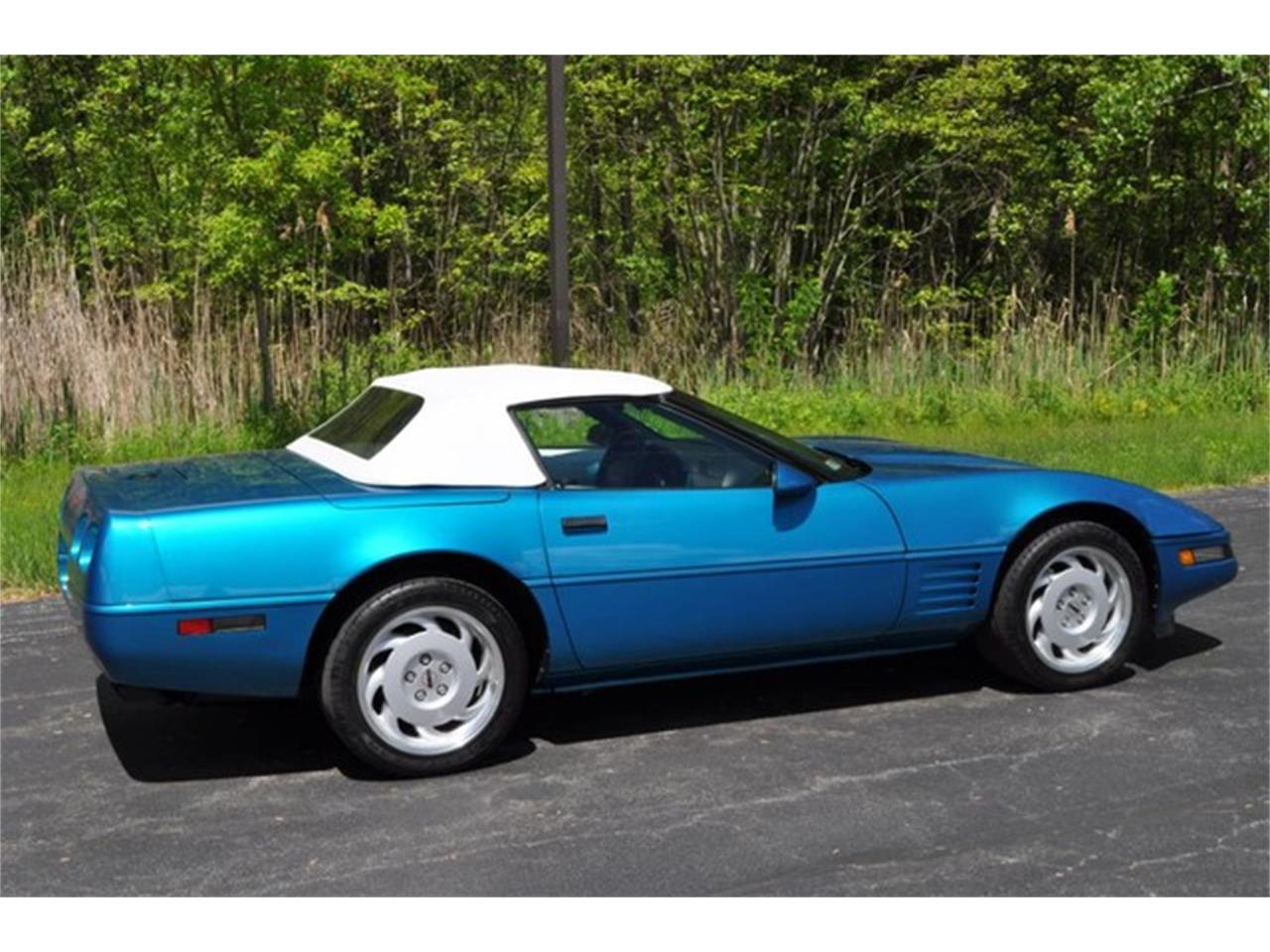 Large Picture of '92 Corvette - Q4EG