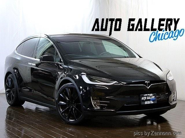 Picture of '16 Model X - Q4EH