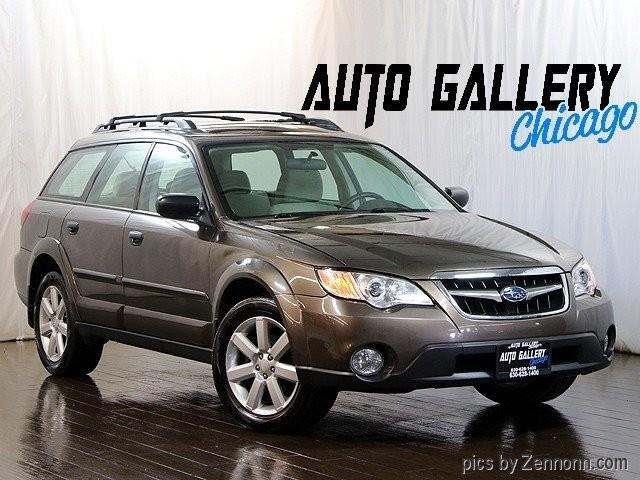 Picture of '08 Outback located in Illinois - $6,790.00 Offered by  - Q4EI