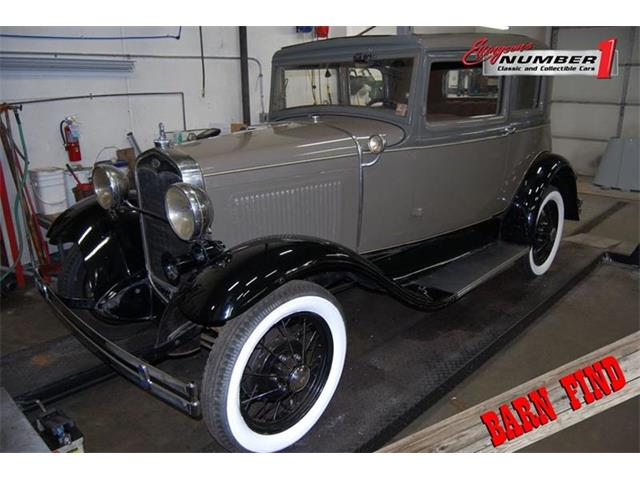 Picture of '31 Ford Model A Offered by  - Q4EJ