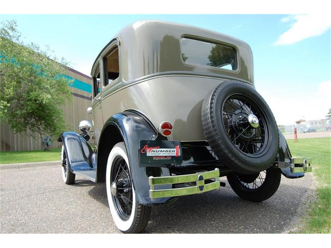 Large Picture of '31 Model A - Q4EJ