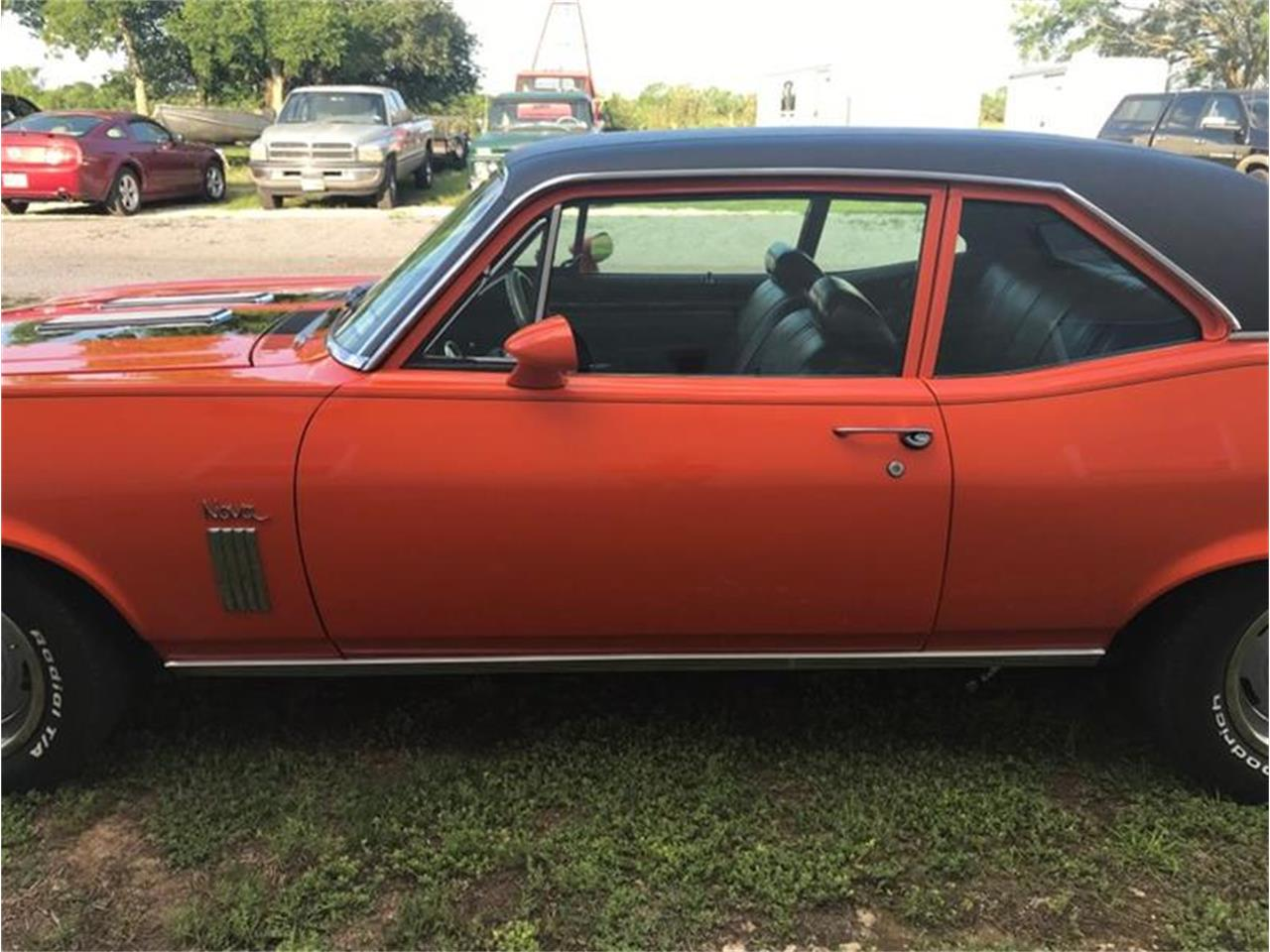 Large Picture of '72 Nova - Q4EL