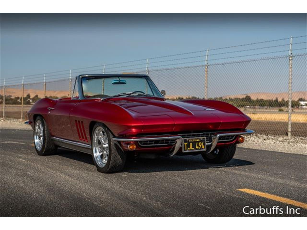 Large Picture of '66 Corvette - Q4EY