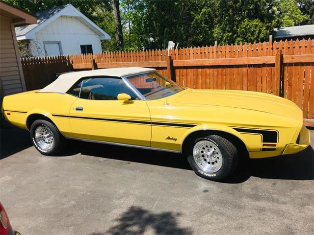 Picture of 1973 Mustang located in California Offered by  - Q4F3