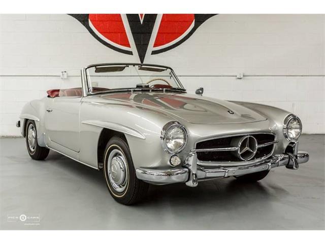 Picture of Classic '56 190 located in San Diego California - Q4F6