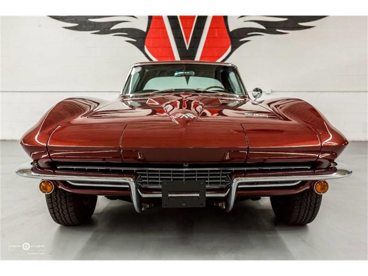 Large Picture of '66 Corvette - Q4F7