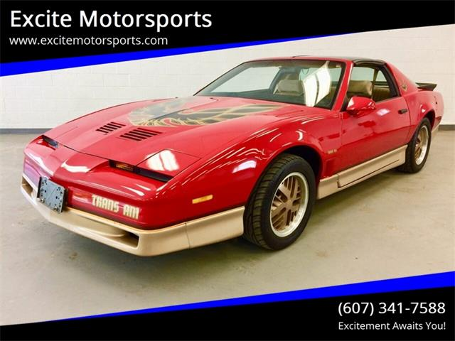 Picture of '85 Pontiac Firebird Offered by  - Q4FA