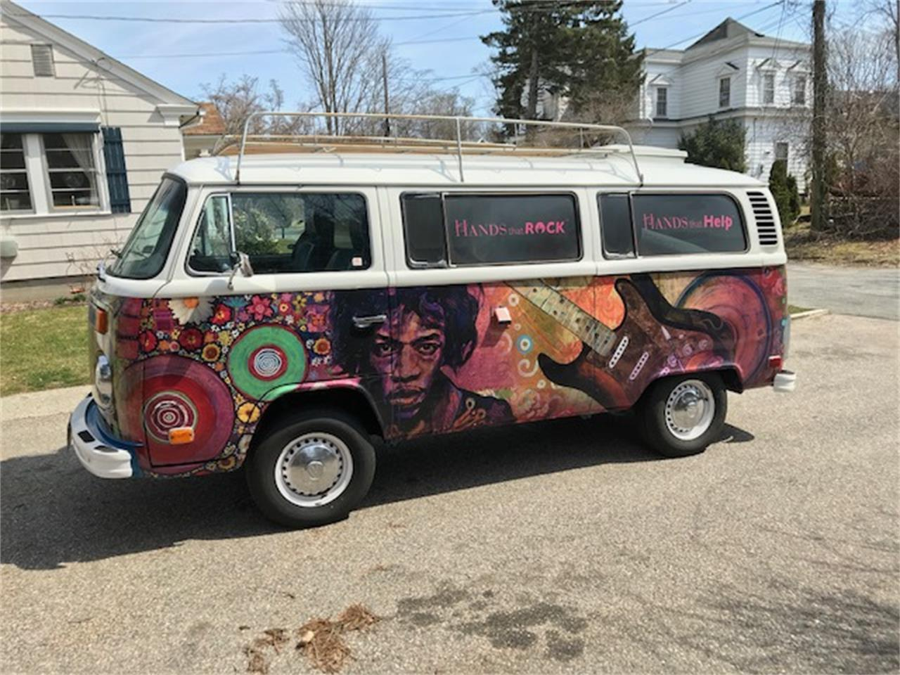 Large Picture of '71 Bus - Q4FE